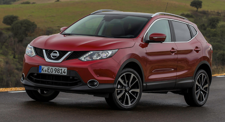 the qashqai is coming mertin nissan. Black Bedroom Furniture Sets. Home Design Ideas